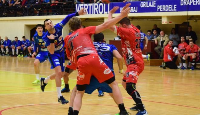 Foto: HC Dobrogea Sud revine la antrenamente. Cantonament în Slovenia, la final de iulie