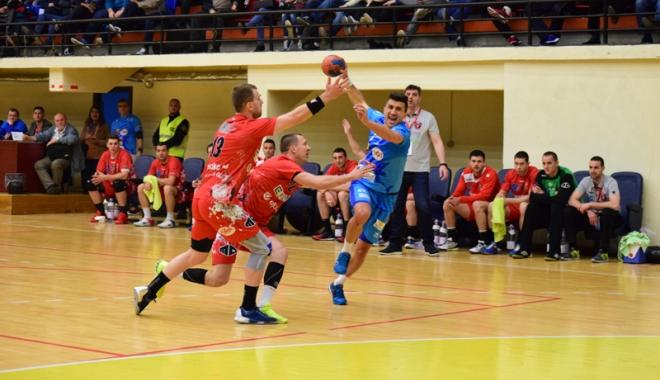 Foto: HC Dobrogea Sud, start în Liga Naţională. CSU Suceava, primul hop