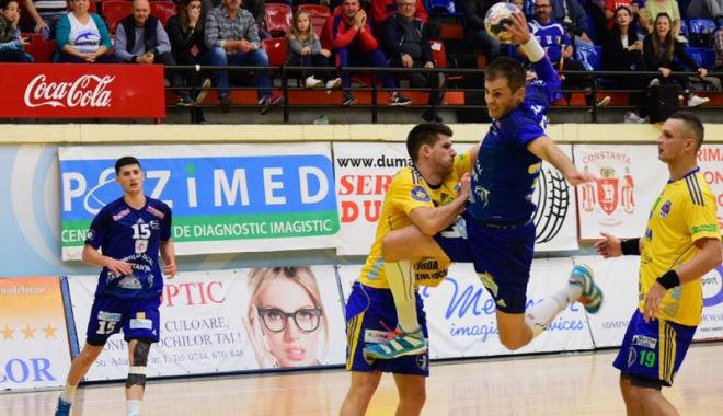 Foto: HC Dobrogea Sud, start lansat în cupele europene