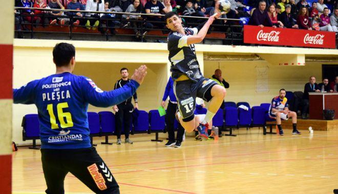 Foto: HC Dobrogea Sud Constanţa joacă, astăzi, în Sala Sporturilor