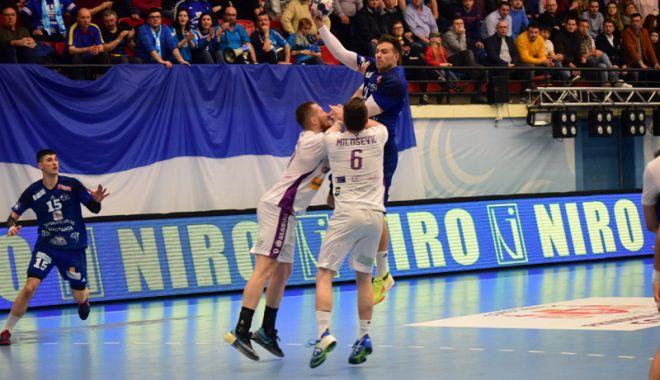 Foto: HC Dobrogea Sud, înfrângere severă la Călăraşi