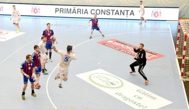 Foto: HC Dobrogea Sud joacă, astăzi, cu HC Vaslui