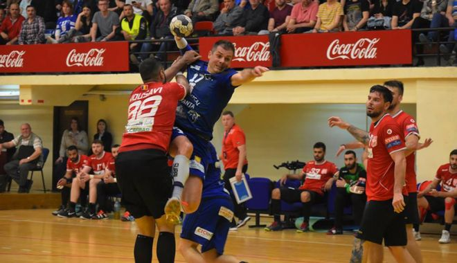 Foto: HC Dobrogea Sud,  în faţa celui mai greu meci din acest sezon