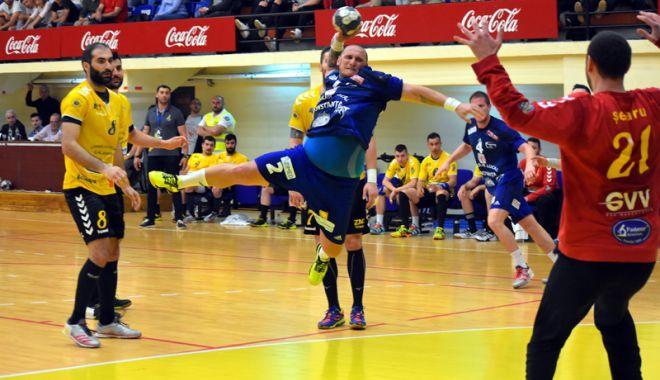 Foto: HC Dobrogea Sud începe lupta pentru locul cinci