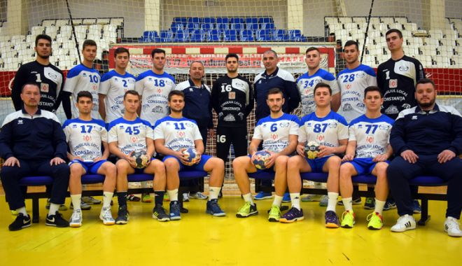 Foto: HC Dobrogea Sud ll Constanţa, ultima reprezentaţie a sezonului