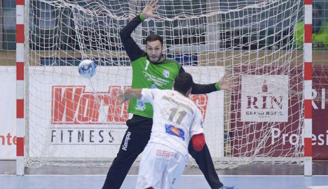 Foto: HC Dobrogea Sud Constanţa  l-a transferat pe Ionuţ Iancu
