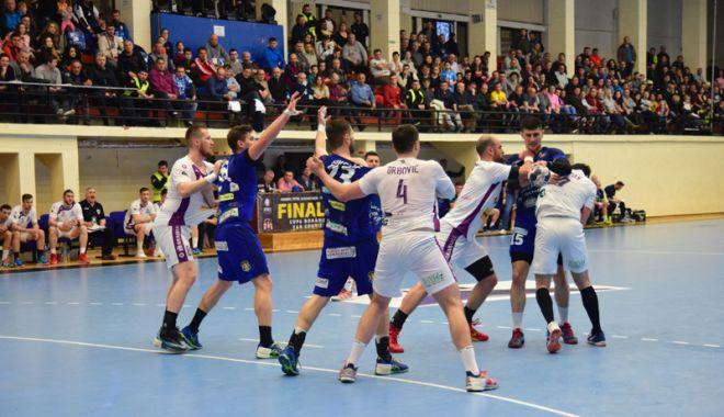 Foto: HC Dobrogea Sud s-a calificat în  play-off-ul Cupei EHF la handbal masculin
