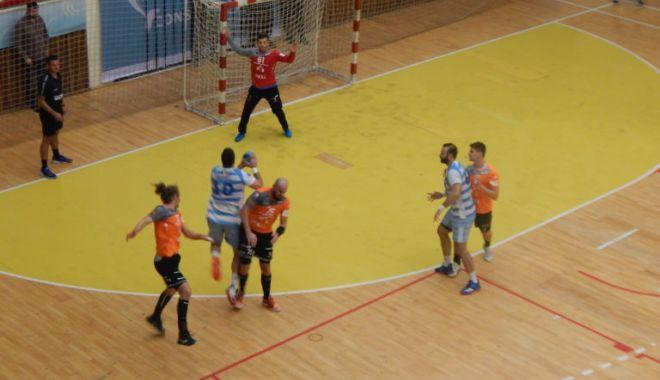 Foto: Victorie pentru HC Dobrogea Sud şi în cea de-a doua confruntare cu Talent Plzen