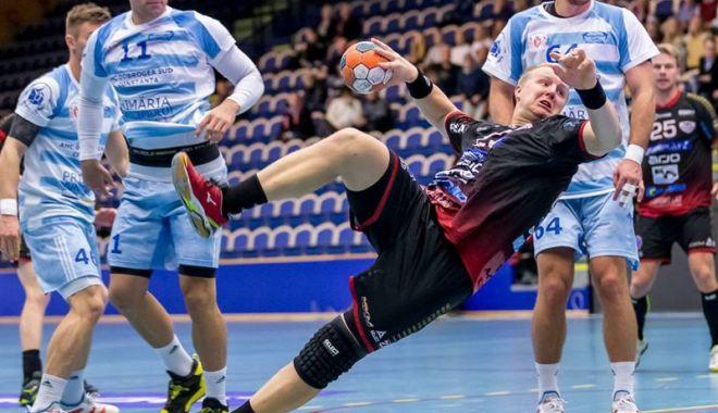 Foto: HC Dobrogea Sud îşi află, astăzi, adversarele  din grupele Cupei EHF