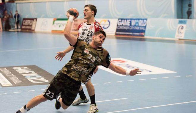 Foto: HC Dobrogea Sud a încheiat sezonul regulat pe prima poziţie
