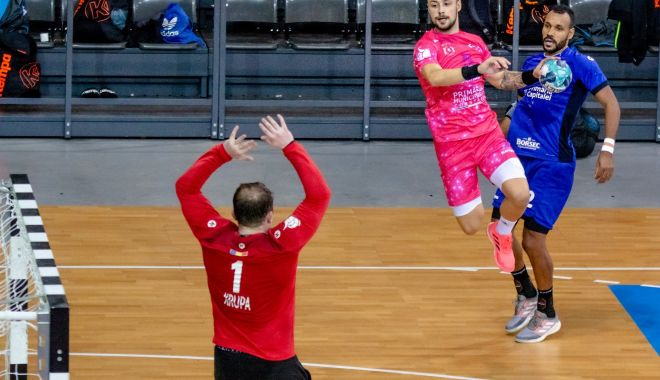 HC Dobrogea Sud, victorie la