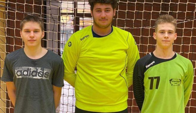 HC Dobrogea Sud trimite trei handbalişti la naţionala de cadeţi a României - hcdobrogea-1615212085.jpg