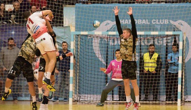 """Foto: HC Dobrogea Sud s-a întors în elita handbalului european! """"Va fi greu  în grupele EHF, dar nu imposibil"""""""
