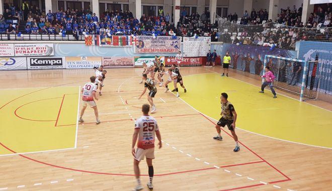HC Dobrogea Sud s-a întors în elita handbalului european!