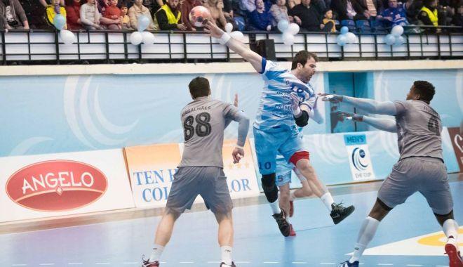 Cupa EHF. HC Dobrogea Sud îşi joacă ultima şansă la calificare - hcdobrogea2-1550873141.jpg