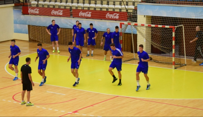 Foto: Reunire la HC Dobrogea Sud. Nurhan Ali, instalat manager general