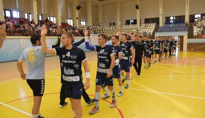 HC Dobrogea Sud, invincibilă în partidele amicale.