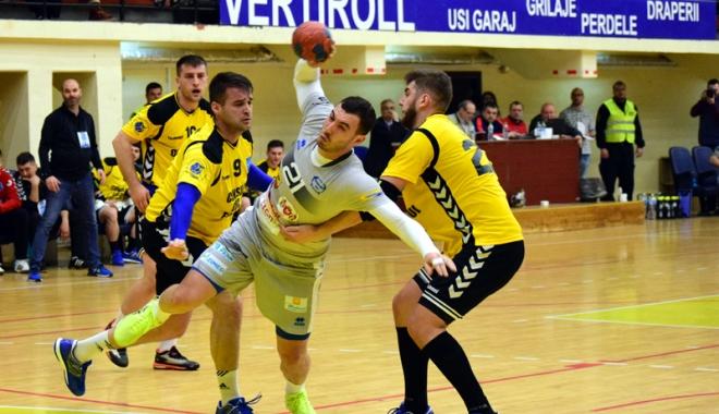 Foto: HC Dobrogea Sud Constanţa a regăsit gustul victoriei