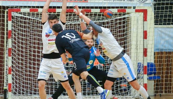 Foto: HC Dobrogea Sud, debut cu stângul în play-off