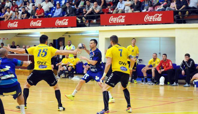 Foto: HC Dobrogea Sud începe aventura în Cupa EHF! Două meciuri cu Plzen, în week-end