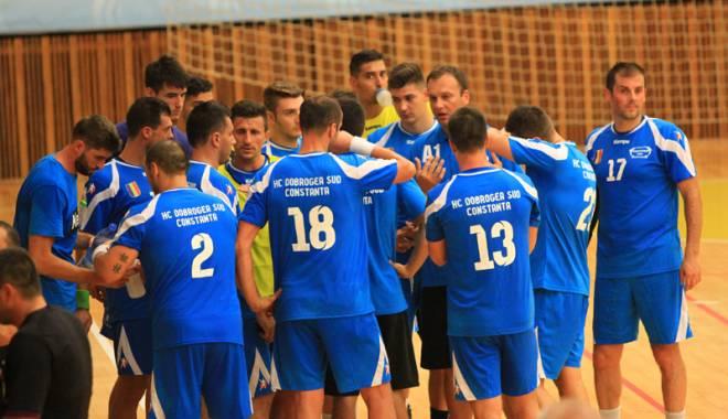 Foto: HC Dobrogea Sud dispută finala Cupei Municipiului Bacău