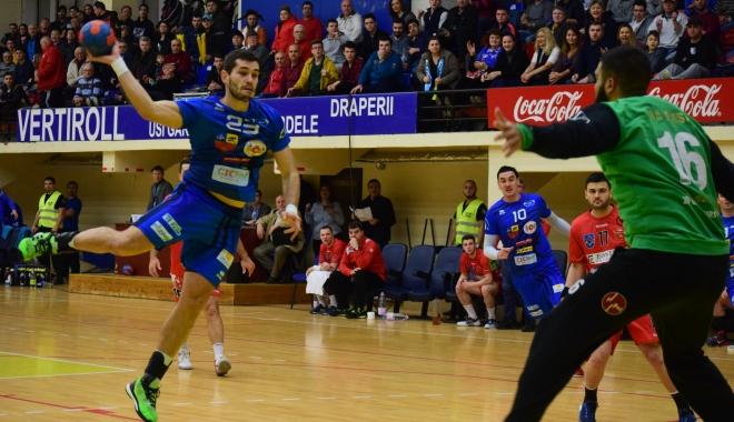 Foto: HC Dobrogea Sud Constanţa şi-a aflat prima adversară din Cupa EHF