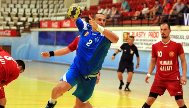 Foto: HC Dobrogea Sud, ultimele meciuri de verificare înaintea debutului în Divizia A