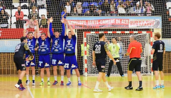 Foto: HC Dobrogea Sud atacă Final Four-ul Cupei României