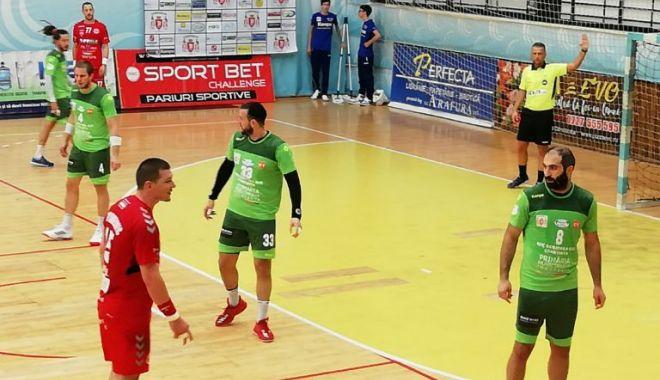 Foto: HC Dobrogea Sud se concentrează pe competițiile interne. Primul test, la Buzău