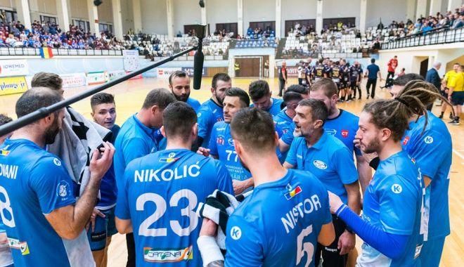 Foto: HCDS, victorie muncită la Făgăraș. Constănțenii, la 3 puncte de podium