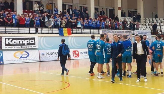 Handbal / HCDS Constanța, victorie fără emoții la Sala Sporturilor - hcds-1581667791.jpg