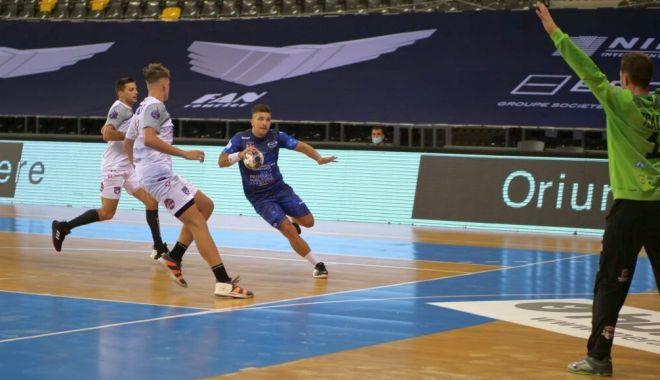 HC Dobrogea Sud, la a doua victorie consecutivă în Liga Naţională