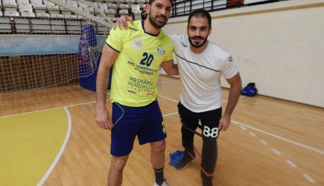 HC Dobrogea Sud debutează în Cupa României, sâmbătă, la Galați - hcds2-1572553138.jpg