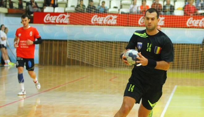 Foto: HCM - Potaissa Turda, astăzi, în direct pe Digi Sport
