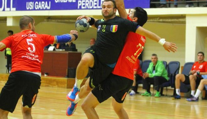 Foto: Steaua -  HCM Constanţa,  în direct la Digi Sport