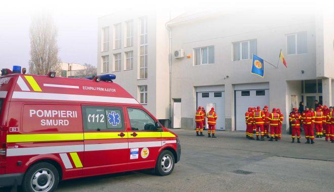 Foto: Sistemul de urgență 112 va fi schimbat radical. Raed Arafat vrea localizarea prin GPS a apelantului