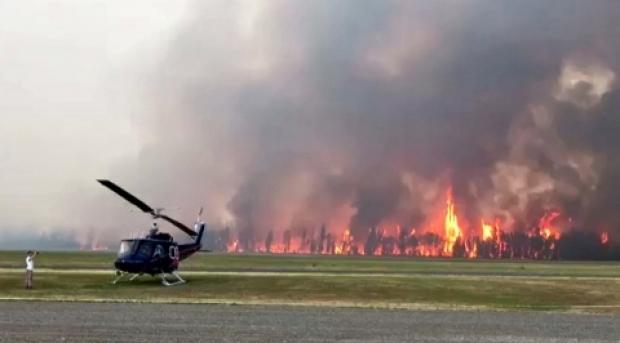 Foto: ACCIDENT AVIATIC: Un avion a intrat în coliziune în zbor cu un elicopter, în apropiere de Londra. Ultimul bilanţ: patru morţi