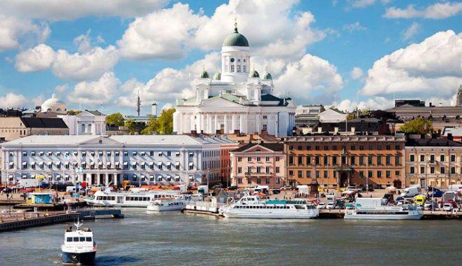 Foto: Helsinki, posibilă locaţie pentru un summit Trump-Putin