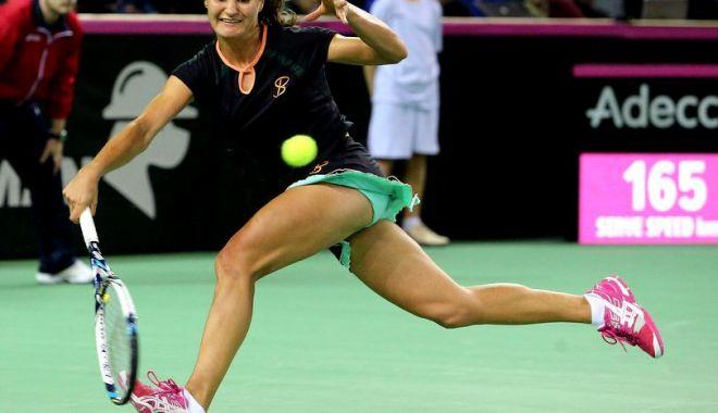Foto: Monica Niculescu, învinsă la US Open