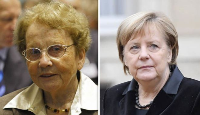 Foto: A murit mama Angelei Merkel