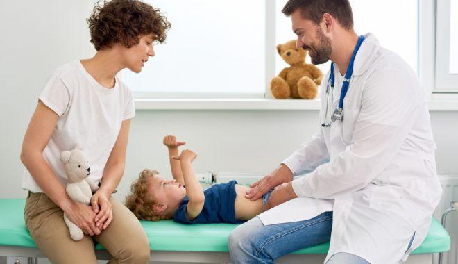 Foto: Hernia inghinală la copii poate fi descoperită din prima lună
