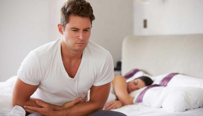 Hernia abdominală este mai des întâlnită la bărbaţi