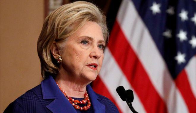 Foto: Hillary Clinton anunţă că nu va candida la preşedinţia SUA în 2020