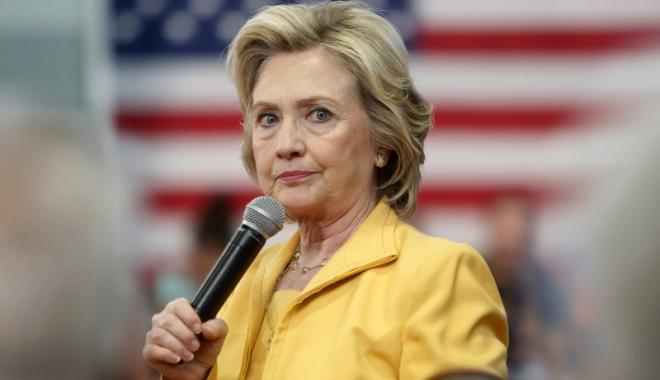 Foto: Hillary Clinton şi-a spionat propriii angajaţi  din campania electorală