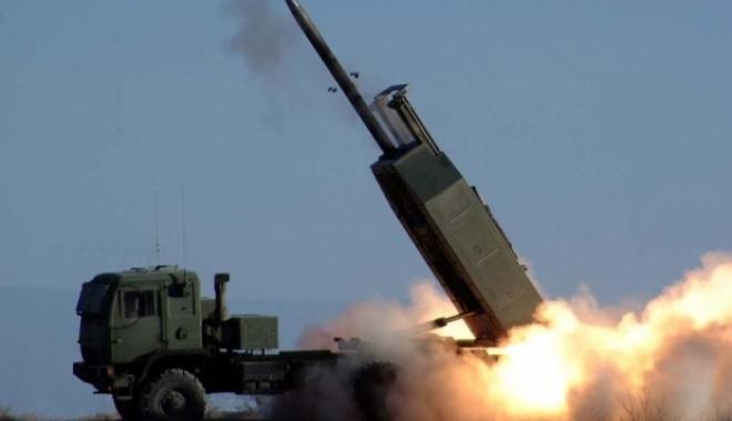 Foto: Departamentul de Stat american a aprobat vânzarea către România a sistemelor de rachete în valoare de peste un miliard de euro