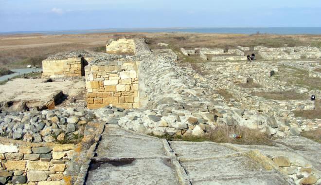 Foto: Misterele cetăţii Histria. Ce descoperiri au făcut arheologii