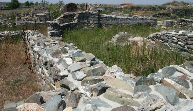 Cetatea Histria, comoara