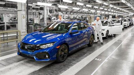 Foto: Efectele Brexit. Honda pune lacătul pe fabrica din Marea Britanie