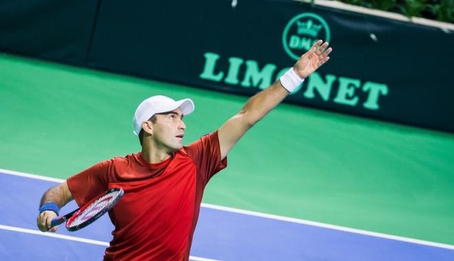 Foto: Horia Tecău s-a calificat în semifinalele turneului de la Rotterdam