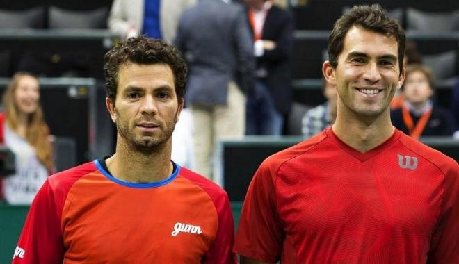 Foto: TENIS / Tecău şi Rojer, în sferturile probei de dublu de la 's-Hertogenbosch (ATP)